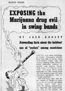 marijuana swing bands