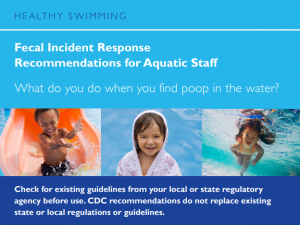 fecal incident response