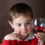 Don't Tolerate Toxic Toasts by Toddlers this Holiday Season